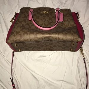 Limited edition Coach purse